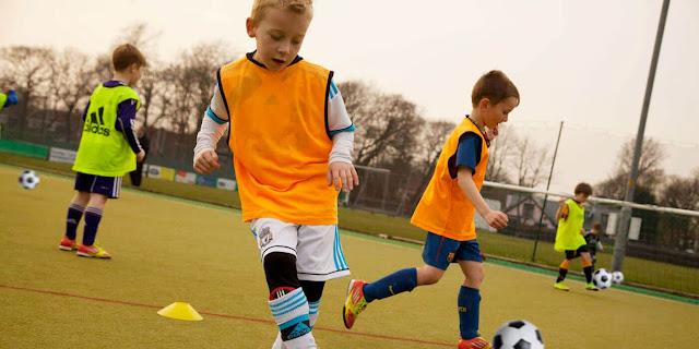 Futebol Escolar e suas características