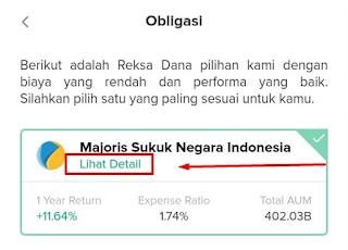 Manajer Investasi Reksa Dana Majoris Sukuk Negara