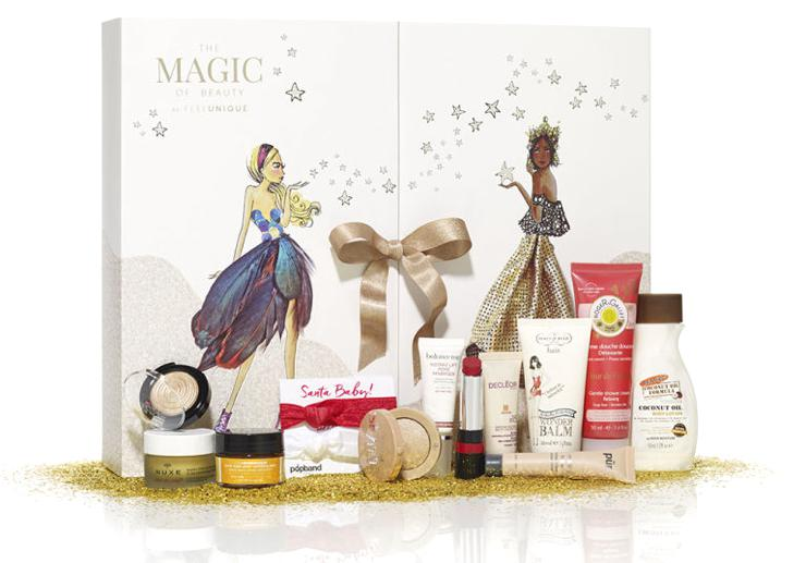 Feelunique Magic of Beauty Advent Calendar Holiday 2016