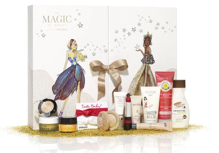 Feelunique Magic of Beauty Advent Calendar Holiday 2016