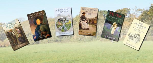North Devon Author Liz Shakespeare