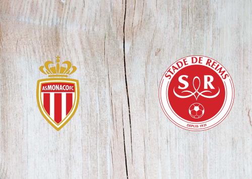 Monaco vs Reims -Highlights 4 January 2020