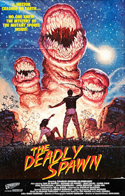 The Deadly Spawn Movie Poster