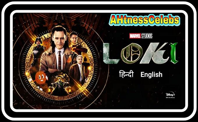 Loki (Season 1)  Disney+ Series Dual Audio {Hindi-English} s01ep01