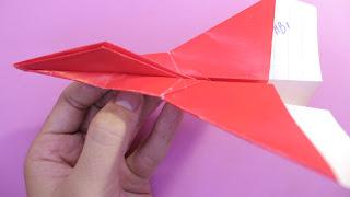 Hướng dẫn cách gấp máy bay bằng giấy đơn giản siêu đẹp ( origami airplane )