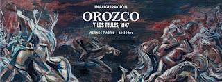 Orozco y los Teules 1947