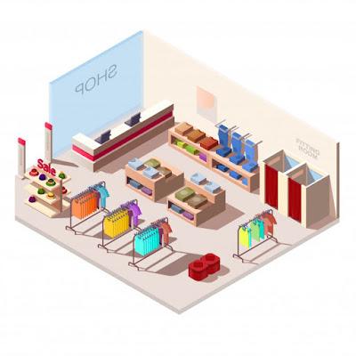 retail design digital signage