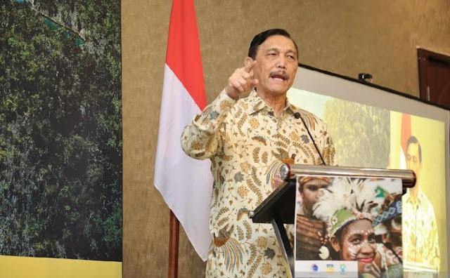 Budi Karya Sumadi Positif corona, Presiden Tunjuk Luhut Panjaitan sebagai Menteri Perhubungan Sementara