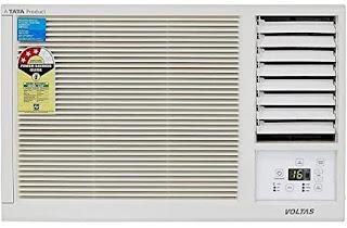 Voltas 1-Ton 3 Star Window AC (123 LZF)