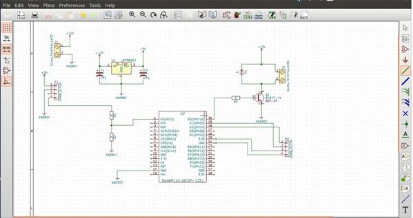 PCB design MAD PCB