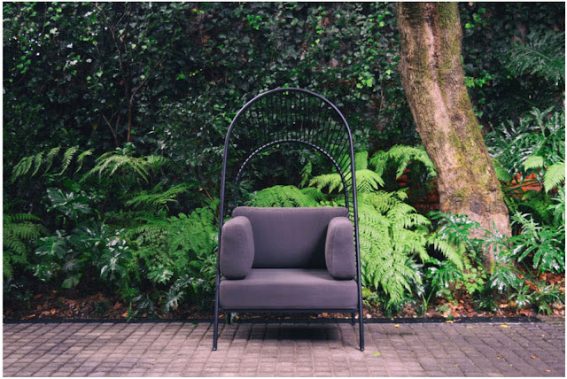 Felix chair from Christian Vivanco and Los Patrones