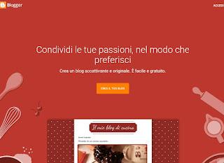 Sito Blogger