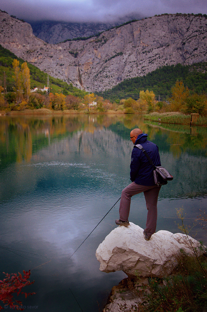 Fishing in croatia and in the neighbourhood simply for Fishing in croatia