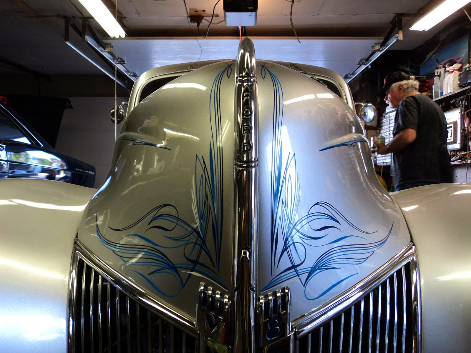 How To Get Off Of Painted Pinstriping Off A Car