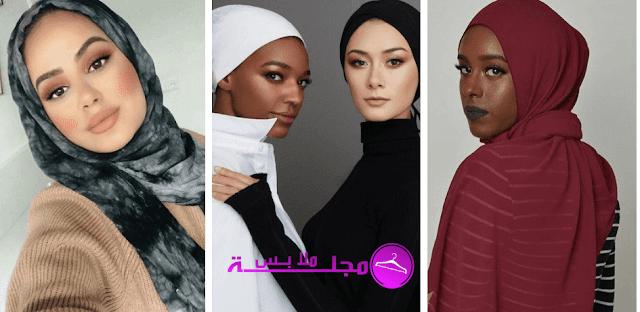22 نصيحة حول اختيار الحجاب المناسب لجميع ألوان البشرة