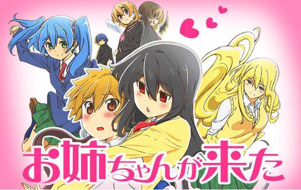 Onee-chan ga Kita - Anime Incest ( Siscon / Brocon ) Terbaik