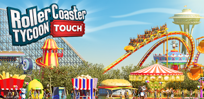 RollerCoaster Tycoon Touch MOD, Unlimited Money Apk + Data Download