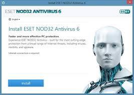 ESET NOD32 ANTIVIRUS 32 BIT & 64 BIT Cover Photo