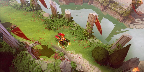 Immortal Gardens Terrain