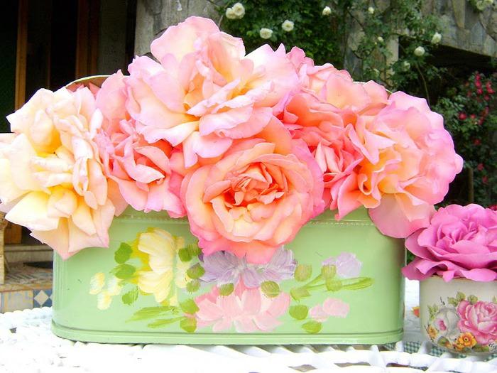 BANCO DE IMÁGENES: 15 arreglos florales para el Día de las ...  BANCO DE IMÁGE...
