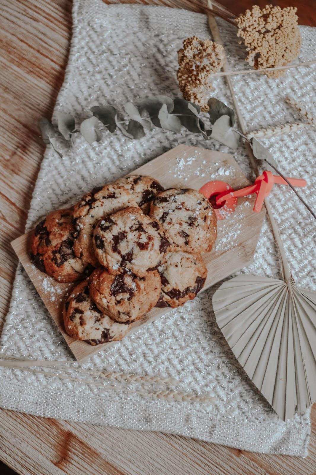 Recette : les Cookies de chef !