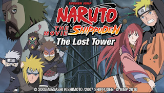 Download Naruto Shippuuden Movie 4 : The Lost Tower Sub Indo