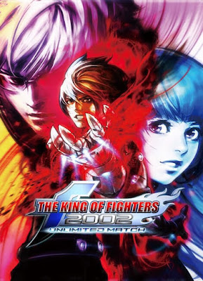 Capa do The King of Fighters 2002: Unlimited Match