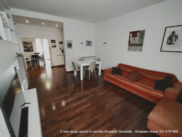 Appartamento rifinitissimo vendita Grosseto Gorarella - Grosseto Invest di Luigi Ciampi👈 5 VANI - VENDITA GROSSETO - gorarella