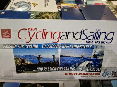 cycling and sailing holiday in italy