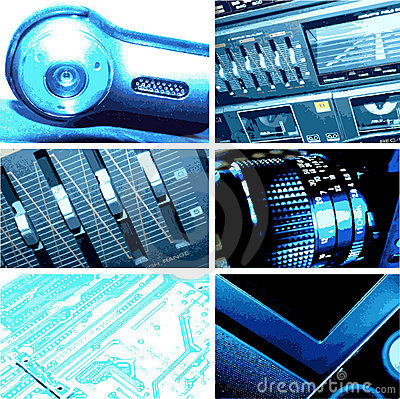 https://www.dreamstime.com/stock-image-cool-blue-electronic-image6772701#res487314