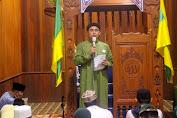 Wakil Bupati Kapuas Hulu Wahyudi Hidayat Safari Ramadhan di Masjid Jami' At-Taqwa
