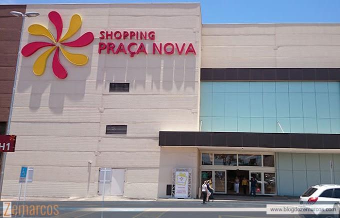 Conheça o Shopping Praça Nova de Araçatuba