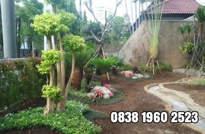 Jasa Renovasi Taman di Bogor - Tukang Rumput Bogor