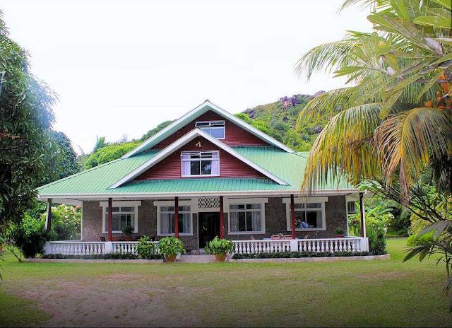 Le Chevalier Bay Guesthouse Praslin (C) Hotel