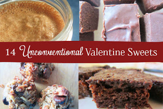 14 Unconventional Sweets for Valentine's Day by raiasrecipes.blogspot.com