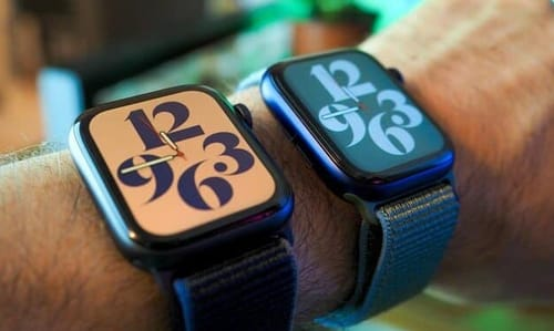 Apple could release a new watch this month