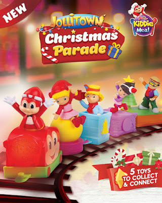 Jolly Kids go on a magical holiday adventure with Jollitown Christmas Parade