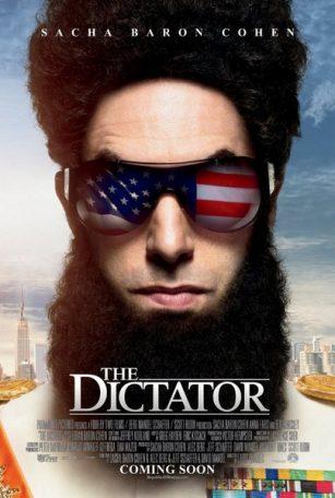 مشاهدة فيلم The Dictator 2012 مترجم