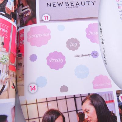 NewBeauty Magazine - The Beauty Puff