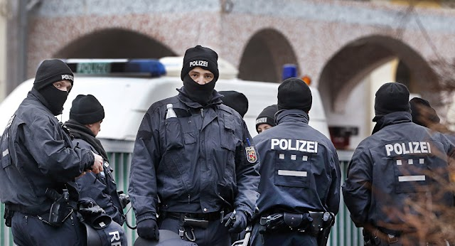 #Germany : Leipzig Attack Shows 'Inhuman Violence From Left-Wing Extremism'
