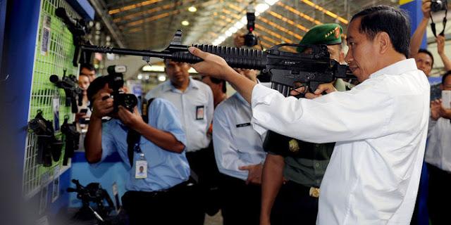 Alat perang Indonesia laku keras di dunia