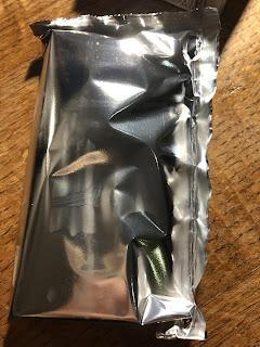 グリコのMIKADOのパッケージ(内袋)