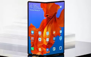 Huawei launches first 5G Foldable Smartphone in Mobile World Congress 2019