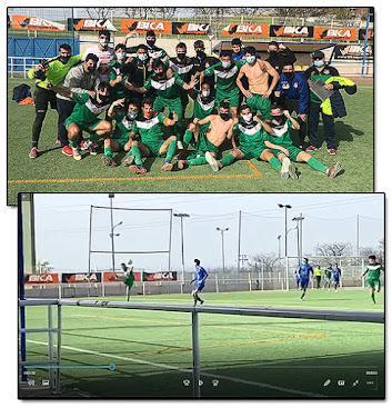 Fútbol Sitio Aranjuez: VIDEO