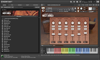 Native Instruments Discovery Series West Africa KONTAKT Library
