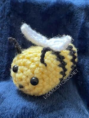 bee crochet pattern