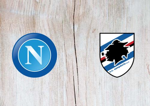 Napoli vs Sampdoria -Highlights 14 September 2019