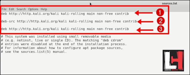 Kali linux setup and configuration