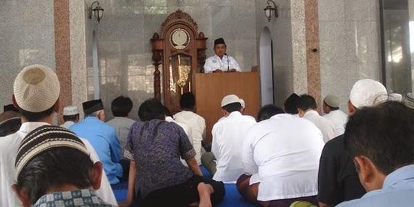 Contoh Khutbah Jum'at tentang Dosa Maksiat Aurat
