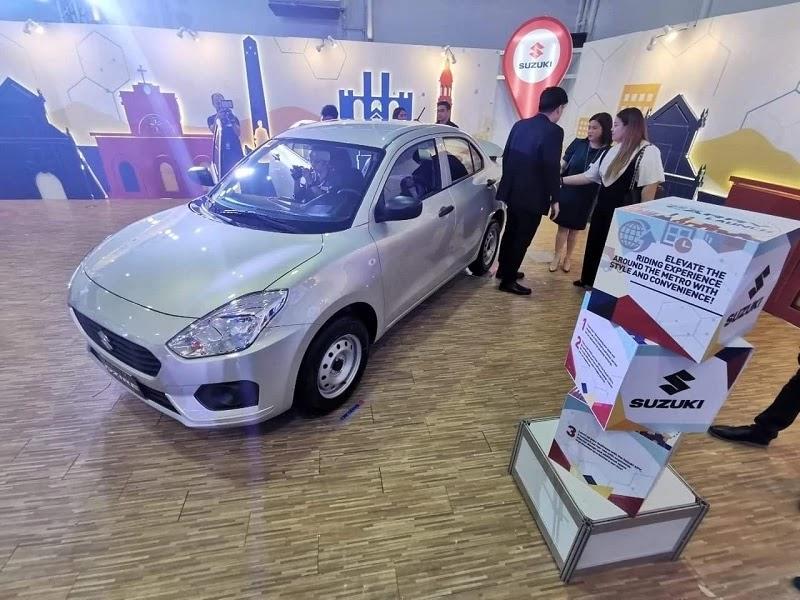 Suzuki Dzire GA